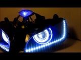 Тюнинговый свет Honda CBR 600rr